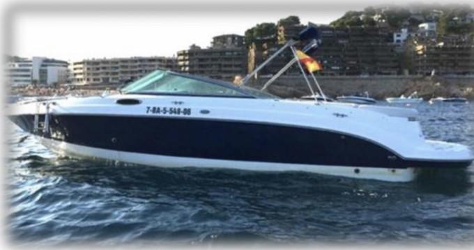 Louer Bateau à moteur avec ou sans skipper Chaparral à Ibiza (Ville)