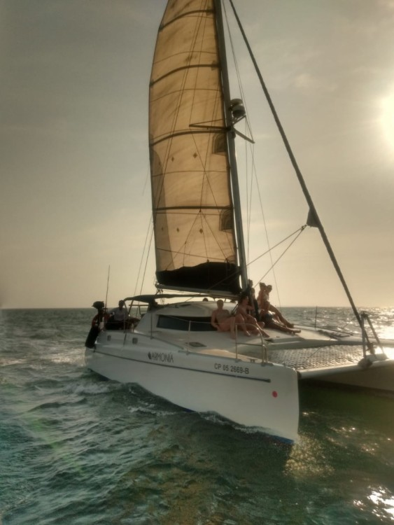 Rental yacht Cartagena - Fountaine Pajot Tobago 35 on SamBoat