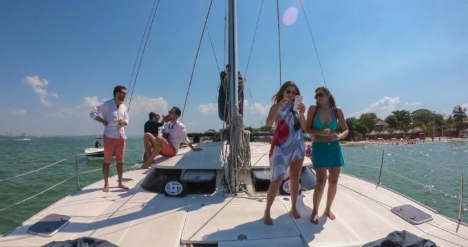 Catamaran à louer à Cartagena au meilleur prix