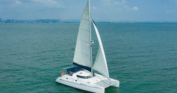 Location Catamaran à Cartagena - Fountaine Pajot Tobago 35
