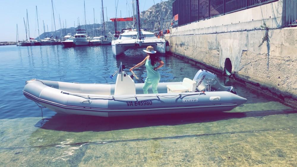 Louez un Bombard Ribster 550 à Marseille