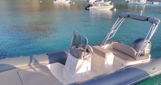 Location bateau Capelli Tempest 650 Open à L'Île-Rousse sur Samboat