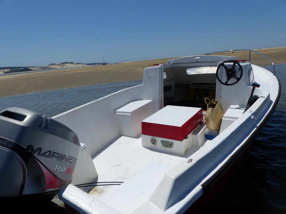 Rental yacht Lège-Cap-Ferret - Sir 580 on SamBoat