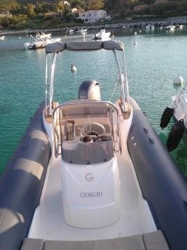 Location yacht à L'Île-Rousse - Capelli Tempest 650 Open sur SamBoat