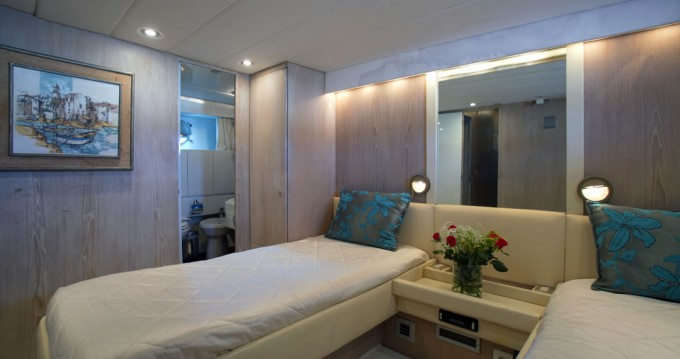 Location yacht à Rethymno - San Lorenzo SI72 sur SamBoat