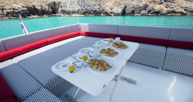Location Yacht à Rethymno - San Lorenzo SI72