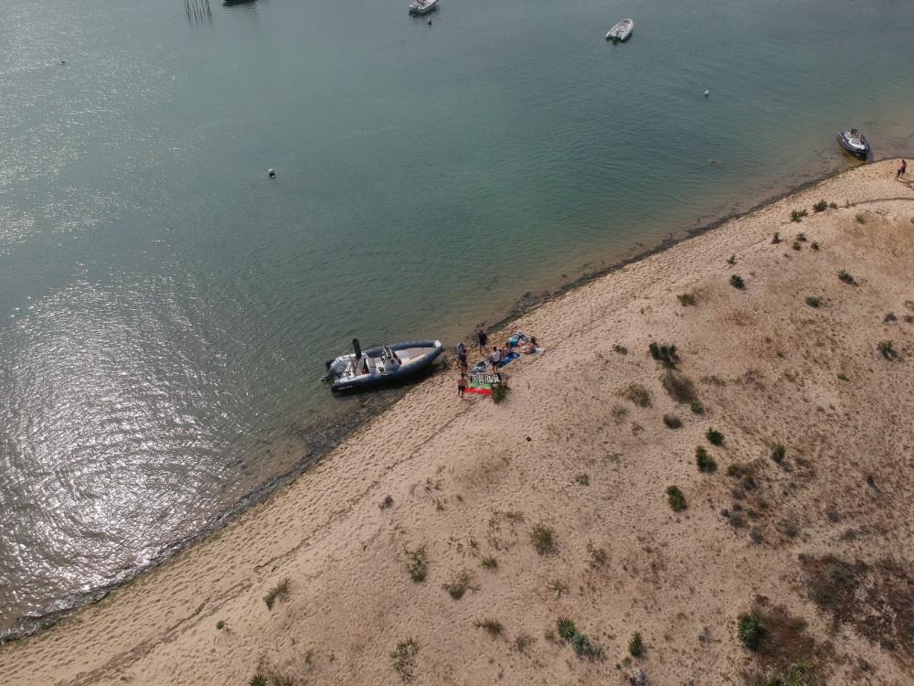 Location bateau Lège-Cap-Ferret pas cher Marsea CM 120