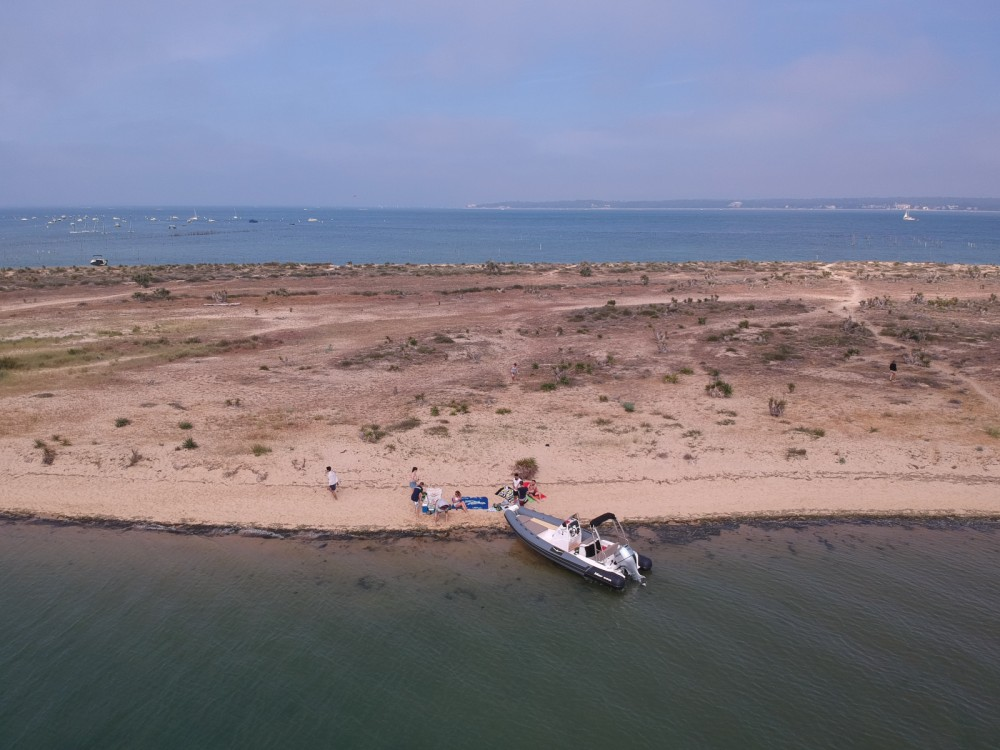 Location Semi-rigide Marsea avec permis