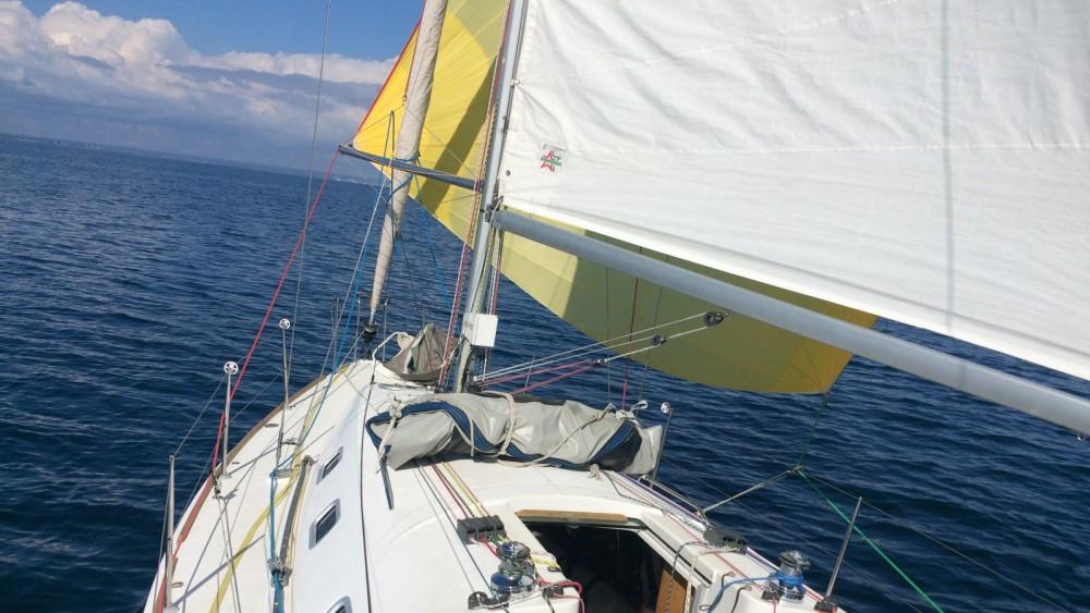 Alquiler de barcos Port-la-Forêt barato de First 31.7