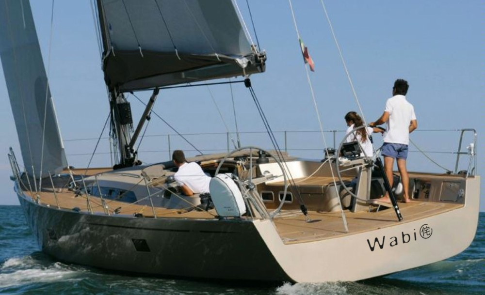 Hire Sailboat with or without skipper SLY54 GRAND SOLEIL Palma
