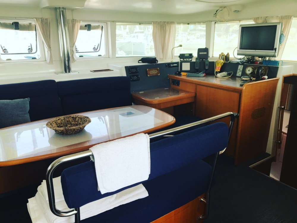 Location yacht à Attique - Lagoon Lagoon 440 sur SamBoat