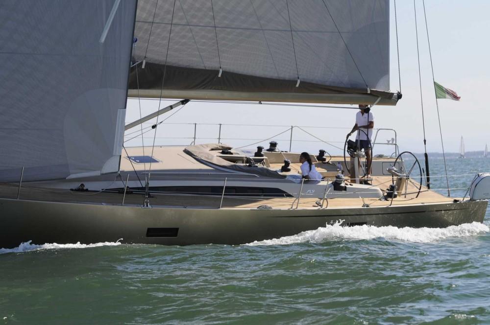 Alquiler de yate Palma - SLY54 GRAND SOLEIL SLY54 en SamBoat