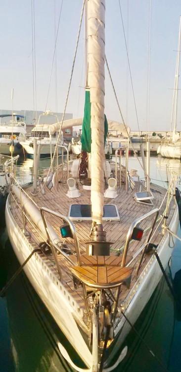 Verhuur Zeilboot in Santa Eulària des Riu - Noray NORAY 38