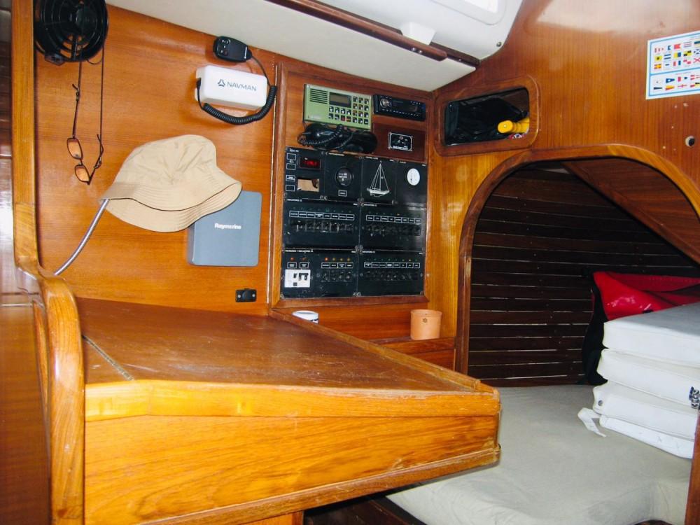 Bootverhuur Noray NORAY 38 in Santa Eulària des Riu via SamBoat