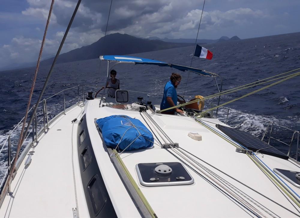 Location bateau Le Marin pas cher Cyclade 50.5