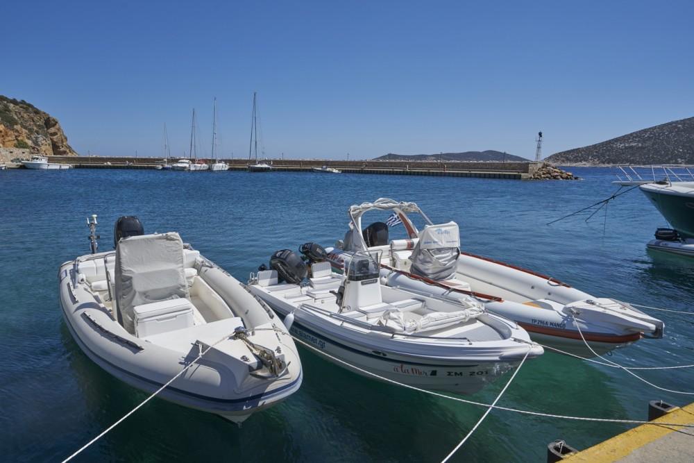Jachthuur in Αιγαίο - Scorpion 27 via SamBoat