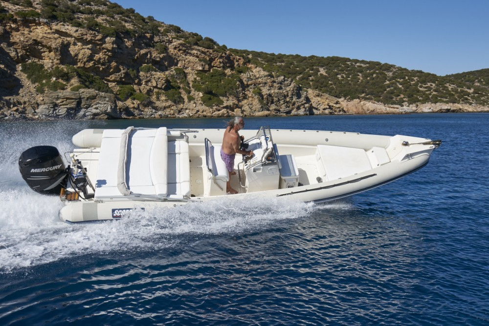 Verhuur Rubberboot in Αιγαίο - Scorpion 27
