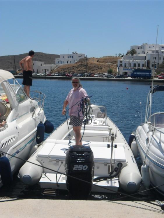 Bootverhuur Scorpion 27 in Αιγαίο via SamBoat
