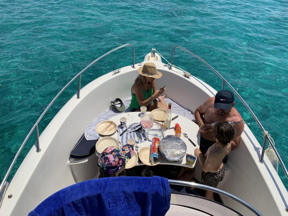 Louer Bateau à moteur avec ou sans skipper Pacific Craft à Mandelieu-la-Napoule