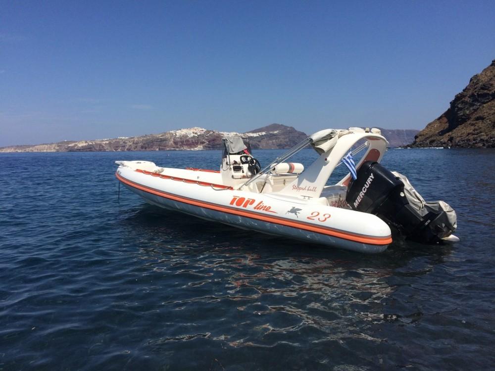 TopLine Pegasus 23 te huur van particulier of professional in South Aegean