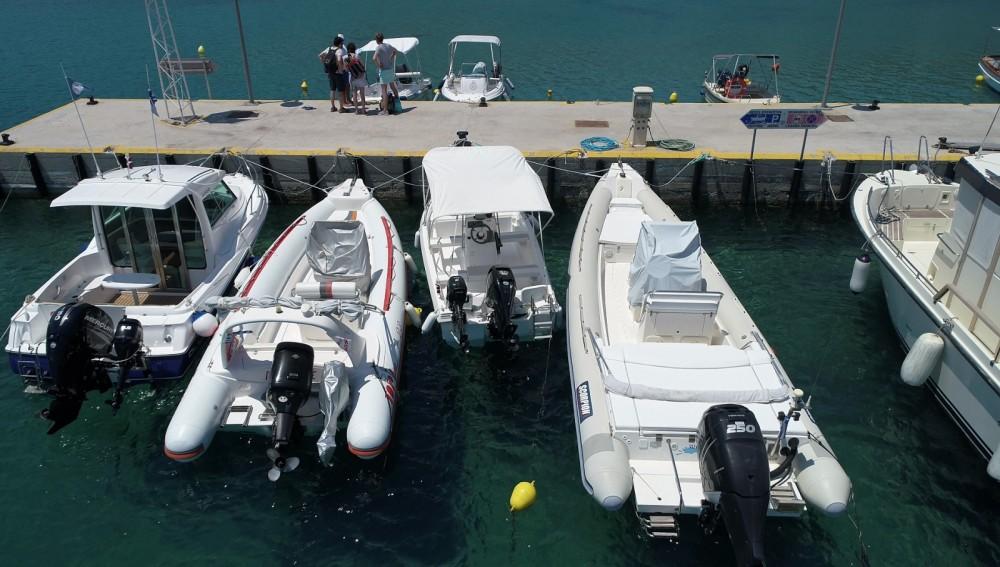 Bootverhuur South Aegean goedkoop Pegasus 23