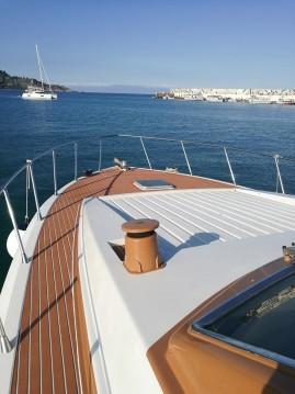 Location bateau Taormina pas cher vz50 fly