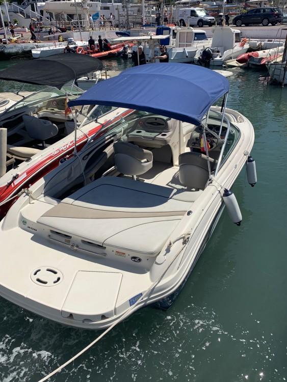 Location bateau Marbella pas cher Sea Ray Select 200