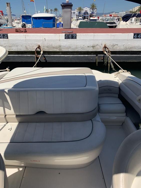 Louer Bateau à moteur avec ou sans skipper Sea Ray à Marbella