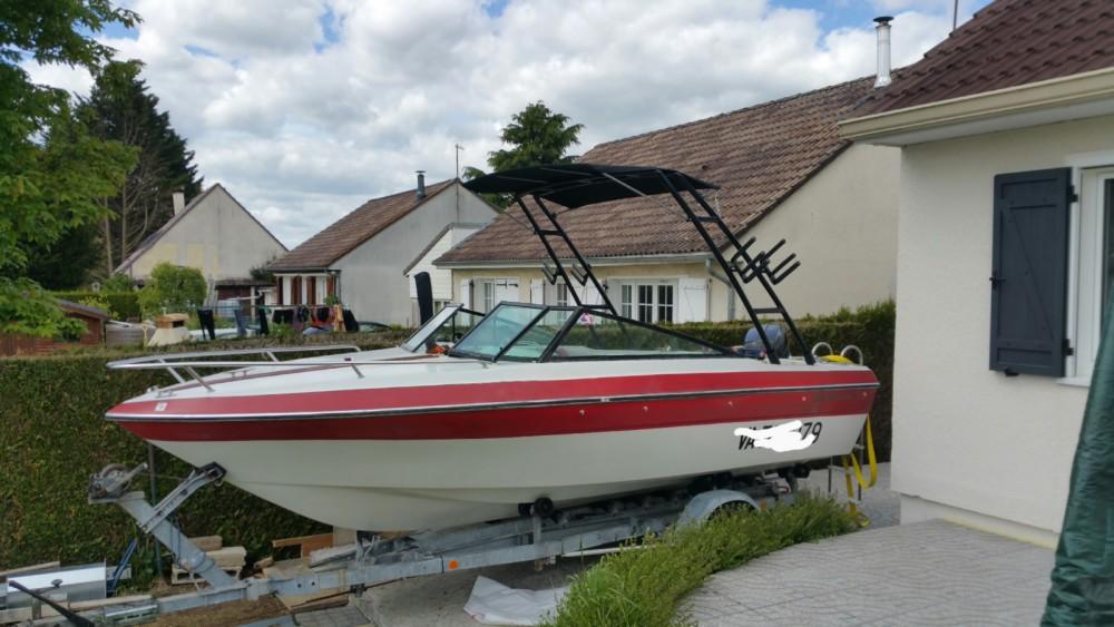 Vermietung Motorboot Kelt mit Führerschein