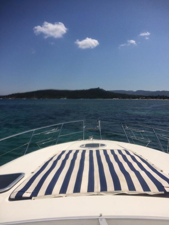 Verhuur Motorboot in Porto-Vecchio - Cranchi Smeraldo 37