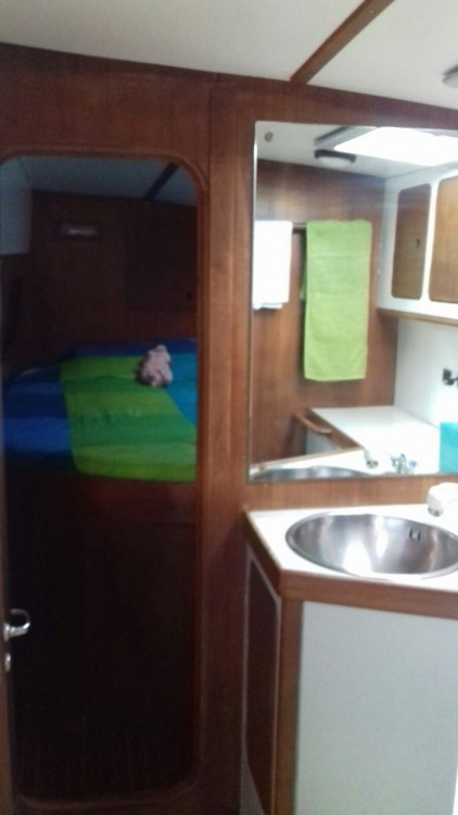 Jachthuur in Venetië - Teknocantieri  Arrogance 50 via SamBoat