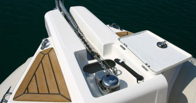 Location yacht à Trogir - Capelli Tempest 770 Sun sur SamBoat