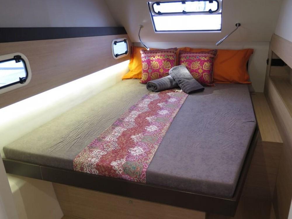Jachthuur in Napels - Catana Bali 4.3 via SamBoat