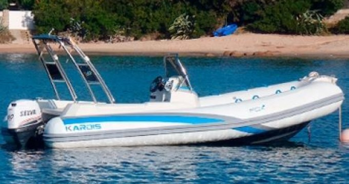Location bateau Appietto pas cher Kardis 5.40