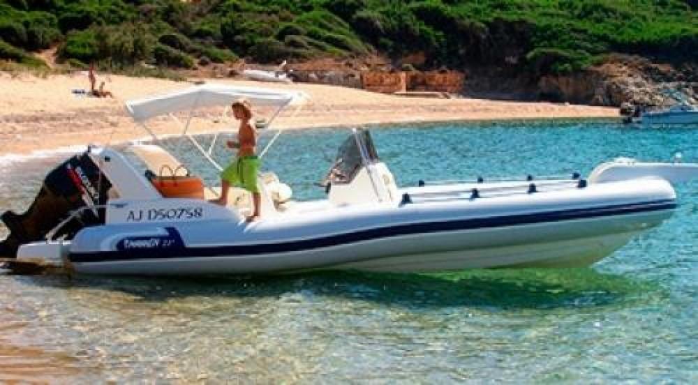 Louez un Marlin Boat Marlin Boat 21 à Appietto