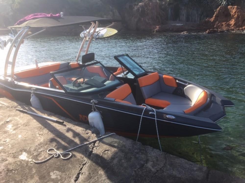 Location yacht à Saint-Raphaël - Mastercraft NXT 20 sur SamBoat