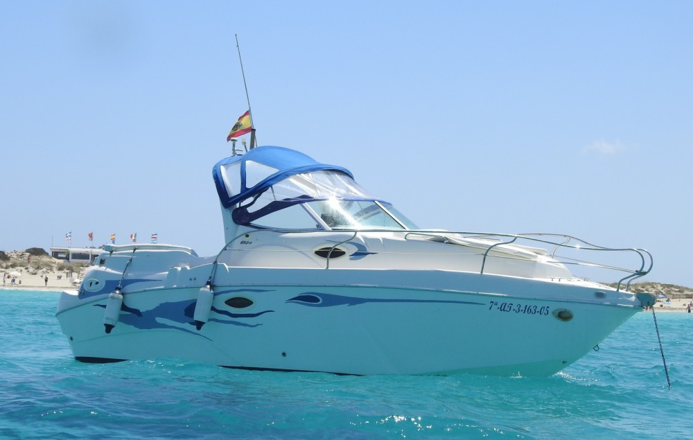 Verhuur Motorboot in Marbella - Lema Gold II