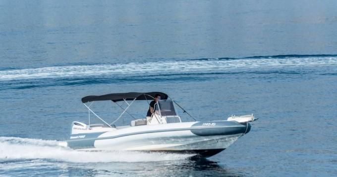 Location Semi-rigide Marlin Boat avec permis