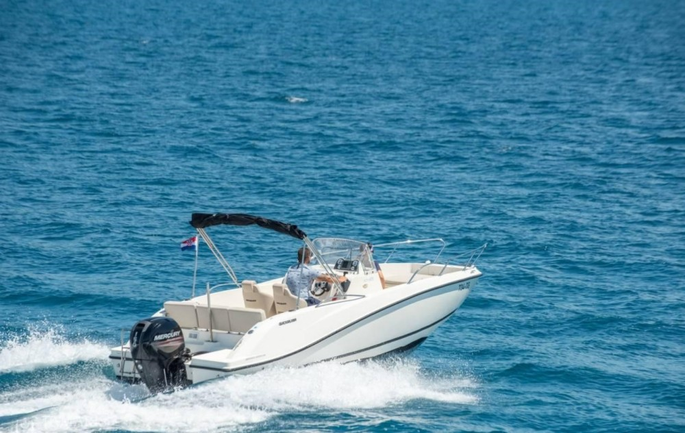 Location yacht à Trogir - Quicksilver Activ 675 Open sur SamBoat