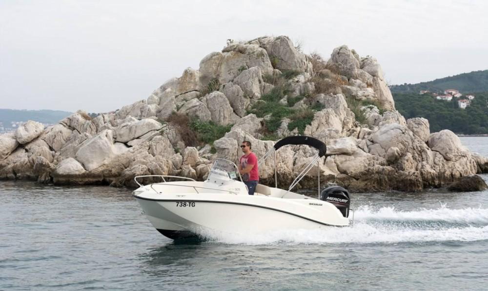 Quicksilver Activ 505 Open te huur van particulier of professional in Trogir