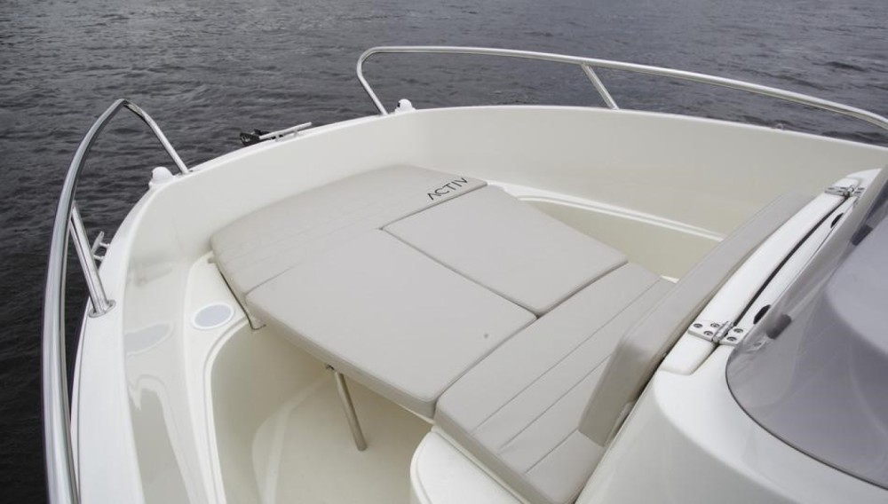 Location yacht à Trogir - Quicksilver Activ 505 Open sur SamBoat