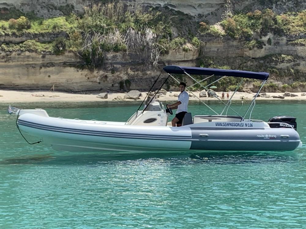 Location bateau Formicoli pas cher MAESTRALE 8,20 MT