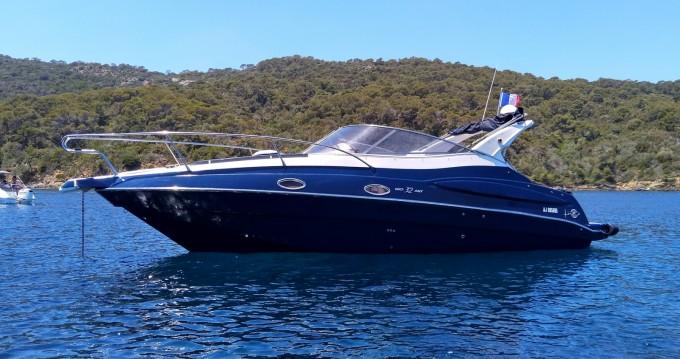 Location Bateau à moteur à Bormes-les-Mimosas - Rio Yachts Rio 32 ART