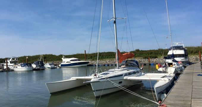 Location Catamaran à Valencia - Quorning-Boat DF1000