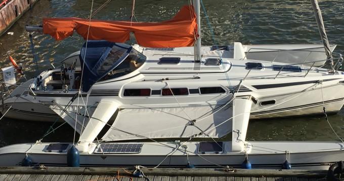 Louez un Quorning-Boat DF1000 à Valencia
