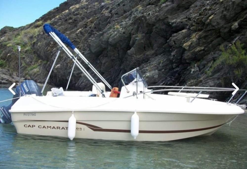 Louer Bateau à moteur avec ou sans skipper Jeanneau à Port-Vendres