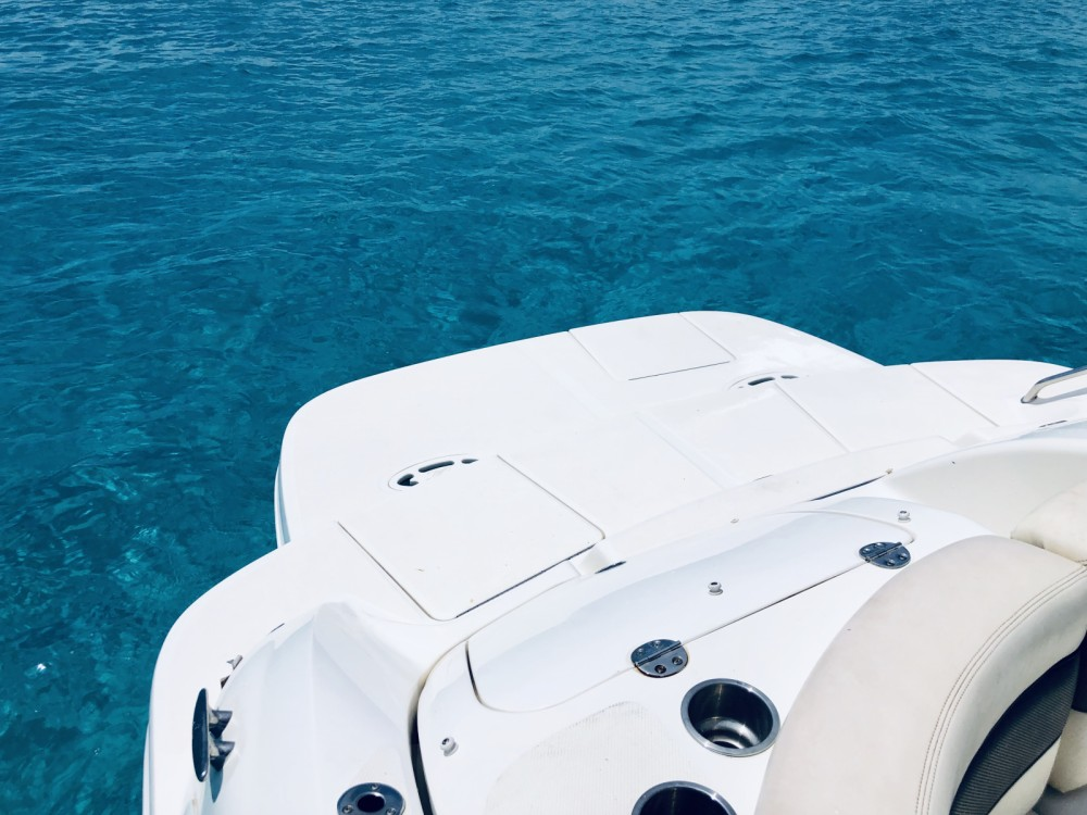 Louer Bateau à moteur avec ou sans skipper Sea Ray à Ibiza