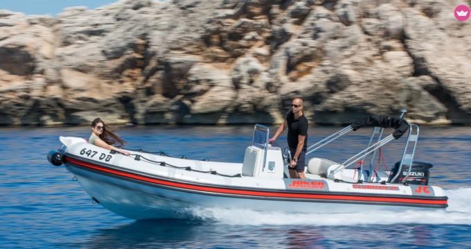 Louez un Joker Boat Clubman 21 à Dubrovnik