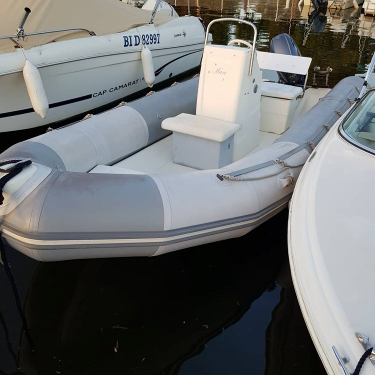 Jachthuur in Saint-Florent - Bombard Ribster 550 via SamBoat