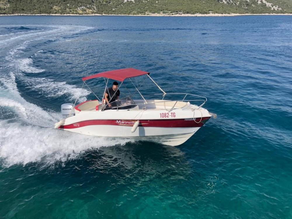 Huur Motorboot met of zonder schipper Marinello in Vinišće
